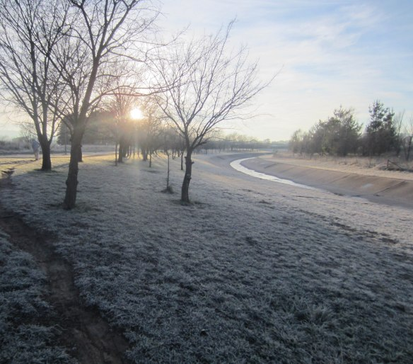 Tuggeranong_Ice_Age_floodway