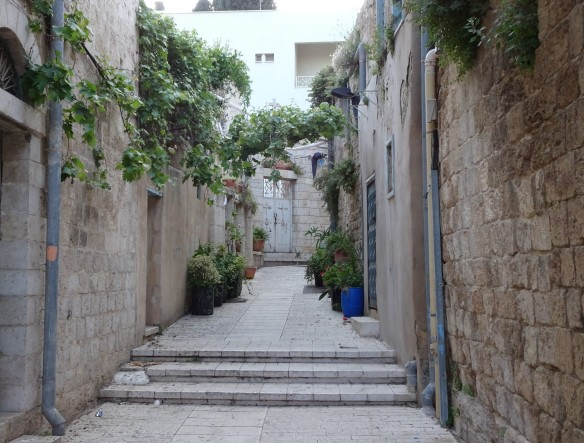 1Jesus_Narrow_alley_Nazareth